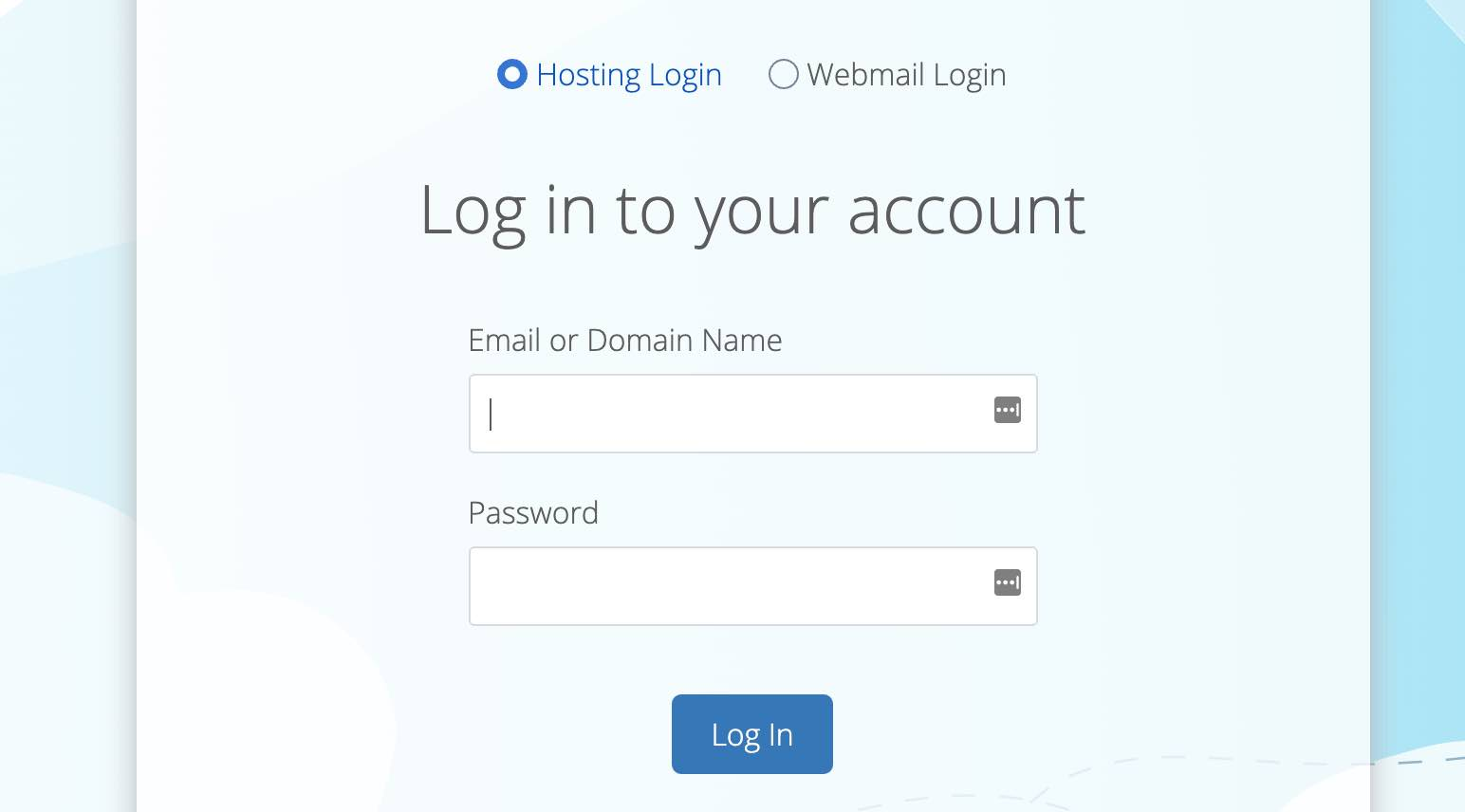 How to add WordPress website on Bluehost?